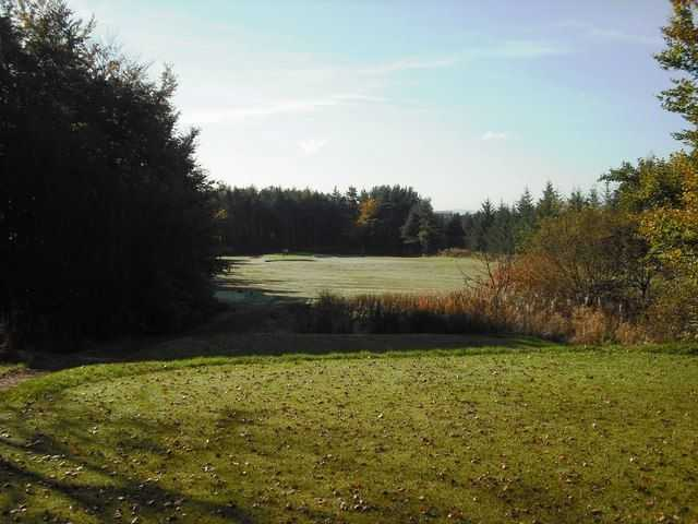 View from Shotts GC