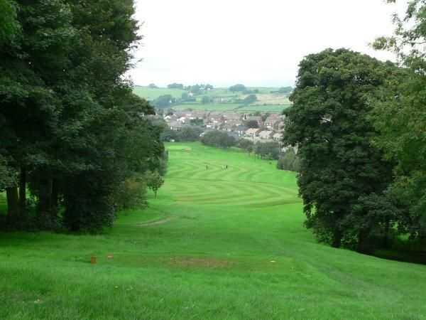 View from Blackburn GC
