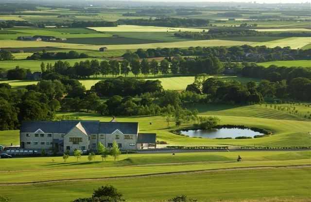 Stunning panoramic views over the local Lancashire Plain