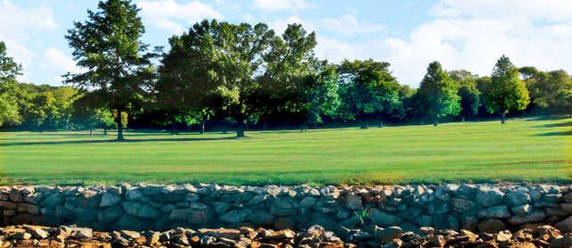 A view from Harkers Hollow Golf Club