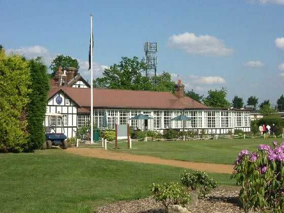 Stanmore's clubhouse