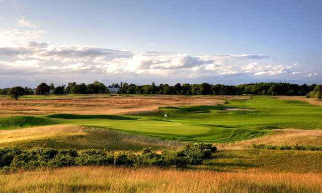 View from Twin Oaks Championship Course at Moyvalley Hotel & Golf Resort