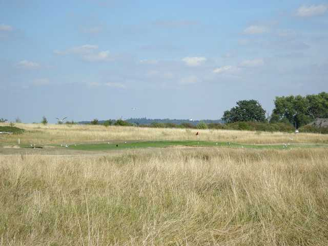 View from Fairlop Waters GC
