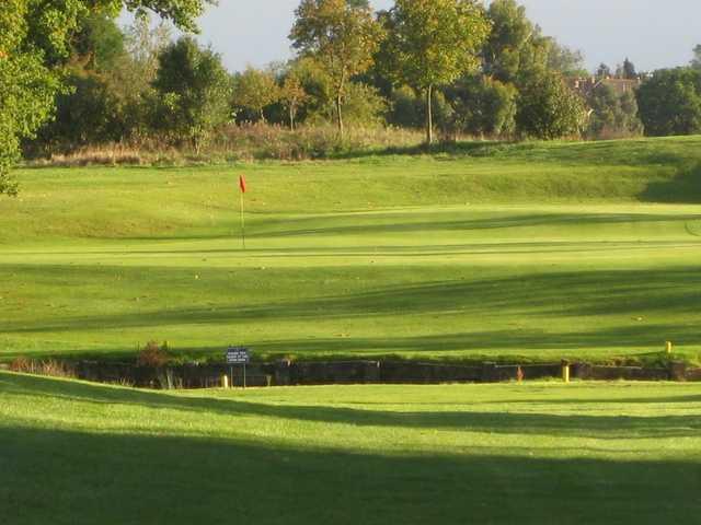 Blue Mountain Golf Club: 16th green