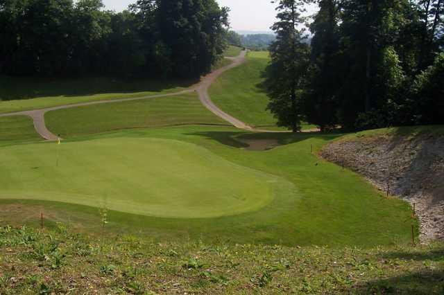 Harleyford Golf Club - Green