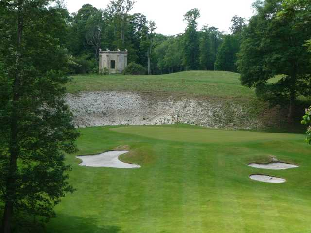 Harleyford Golf Club - View from Tee