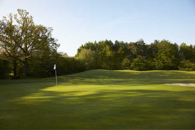 #6 at Lingfield Park Golf Club