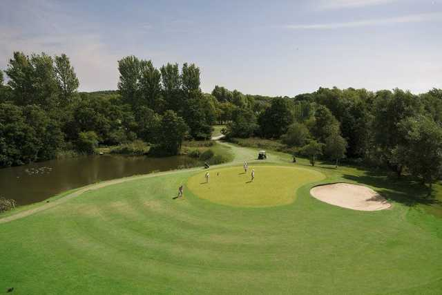 The Abbey Golf Course