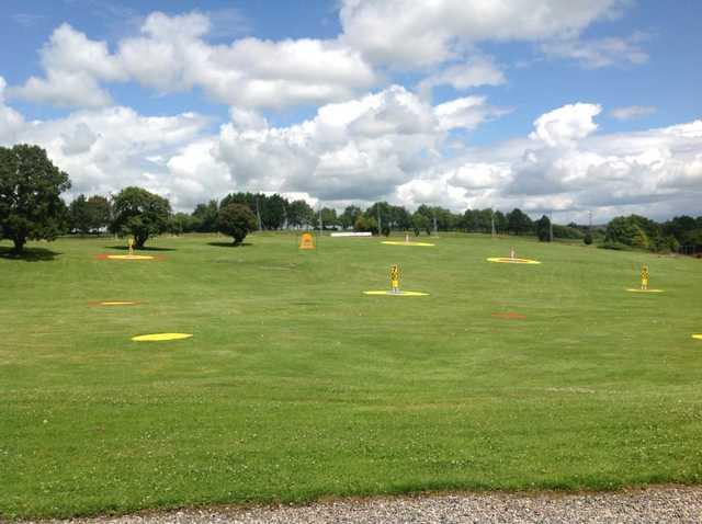 China Fleet Golf Club, practice range
