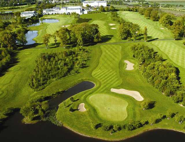 CityWest Hotel and Golf Resort - aerial view