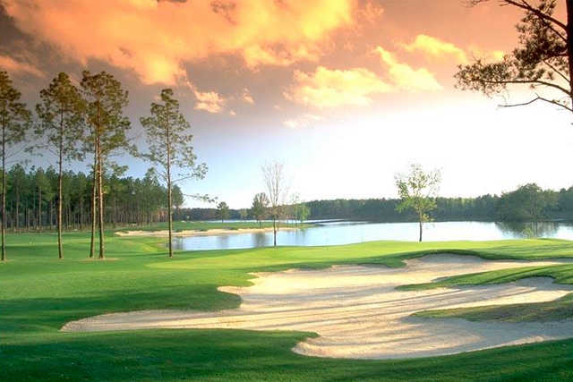 A view of hole #14 at Money Hill Golf & Country Club
