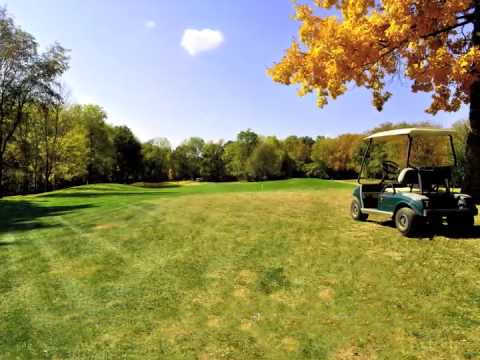 A view from Hickory Hills Golf Course