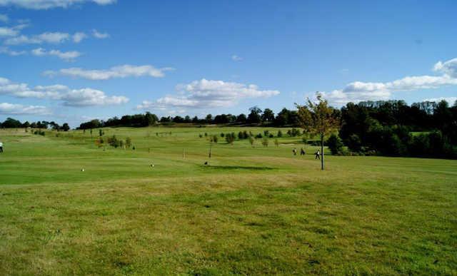 View from Godstone Golf Club