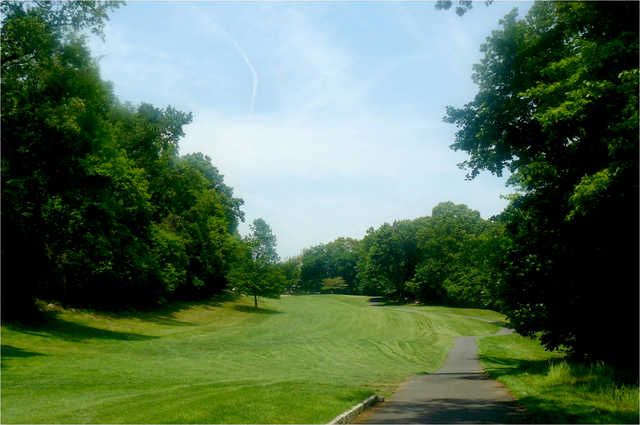 View from Dunwoodie Golf Course
