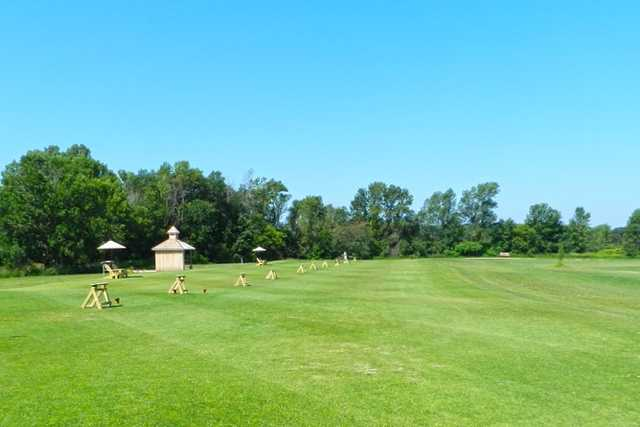 27 acre Practice Facility, which also features chipping and putting greens