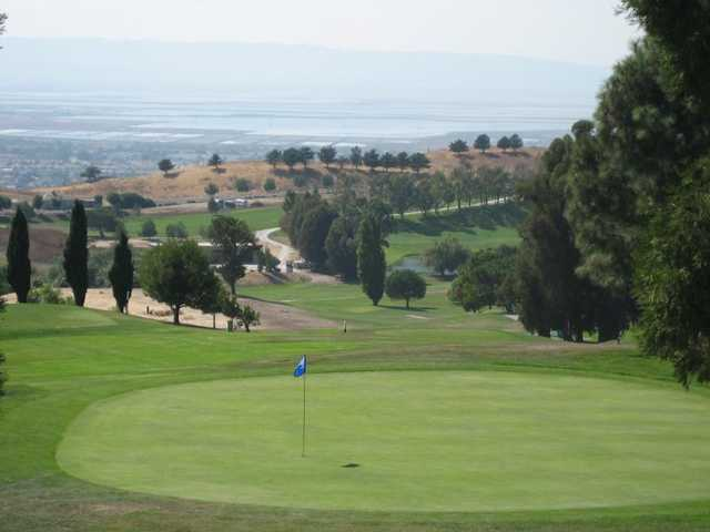 A green view from Summitpointe Golf Course