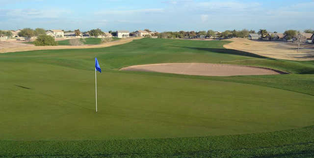 Coldwater GC: View from 15th green
