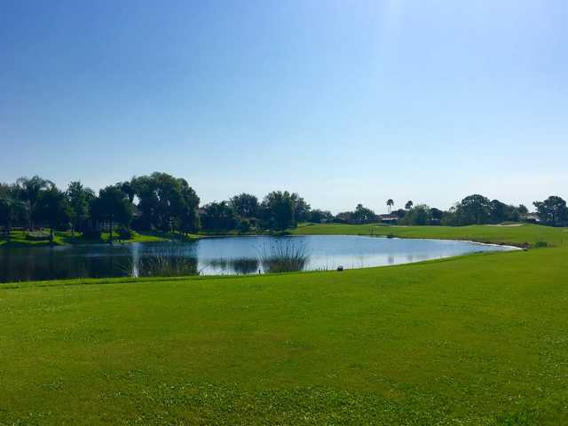 View of the 5th fairway at Country Club of Mount Dora