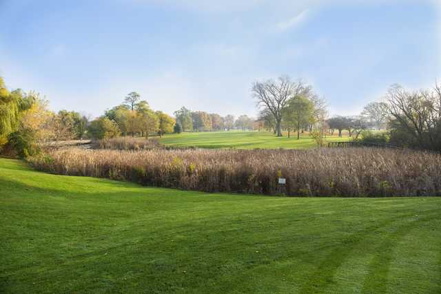 A view from  Silver Lake Country Club