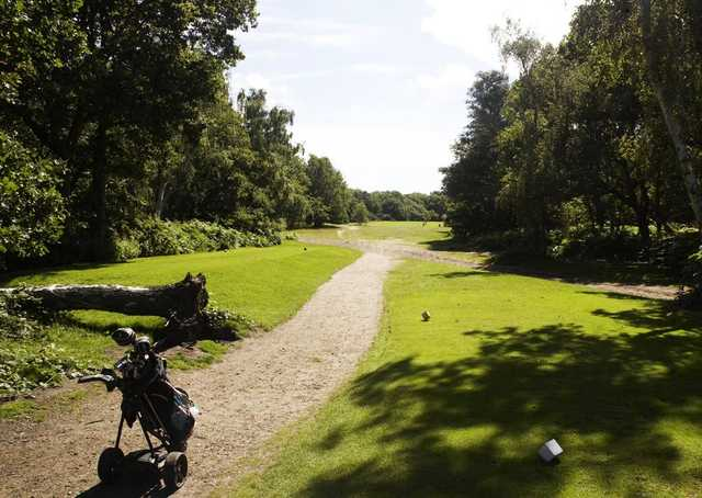 View from a tee at London Scottish Golf Club