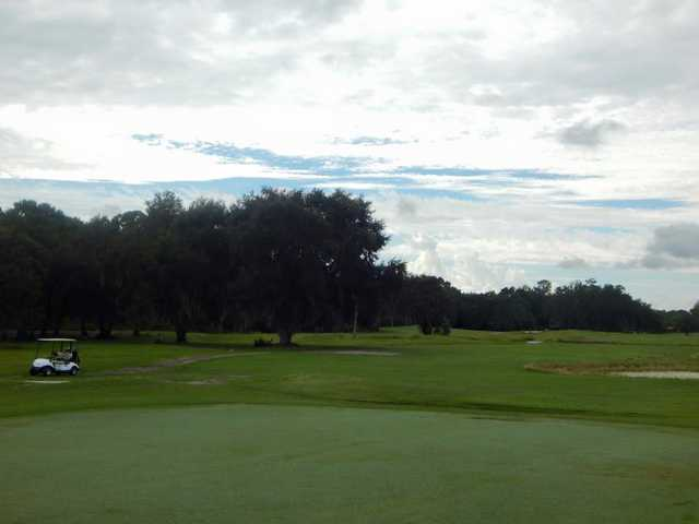 A view from Imperial Lakes Golf & Country Club