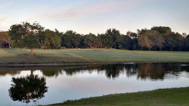 A view over the water from Wekiva Golf Club