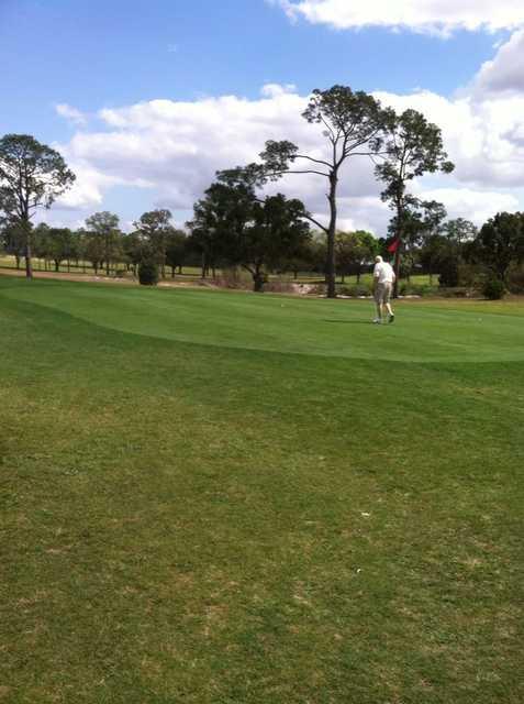 A view of a green at Highland Florida Golf Club (Alan Chenoweth)