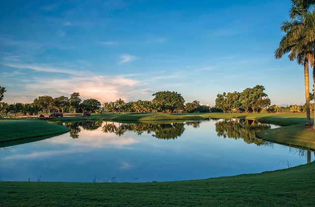 A view from Naples Beach Hotel & Golf Club
