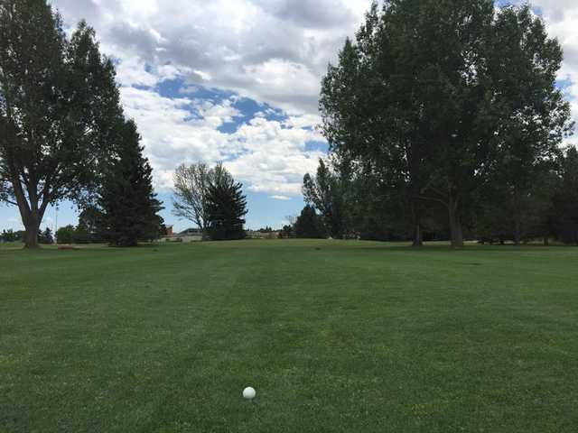 A view from a fairway at Kingham Prairie View Golf Course (Brentan Brown)