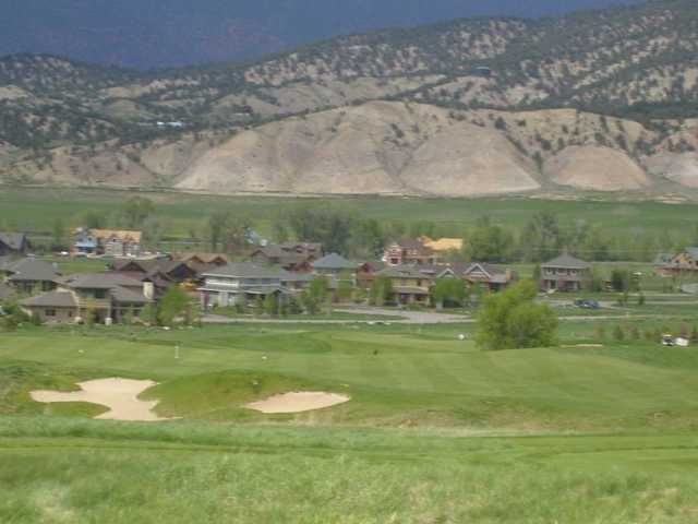 A view from the 13th tee at Eagle Ranch Golf Club