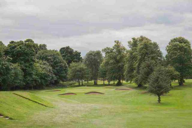 View from Royal Musselburgh Golf Club