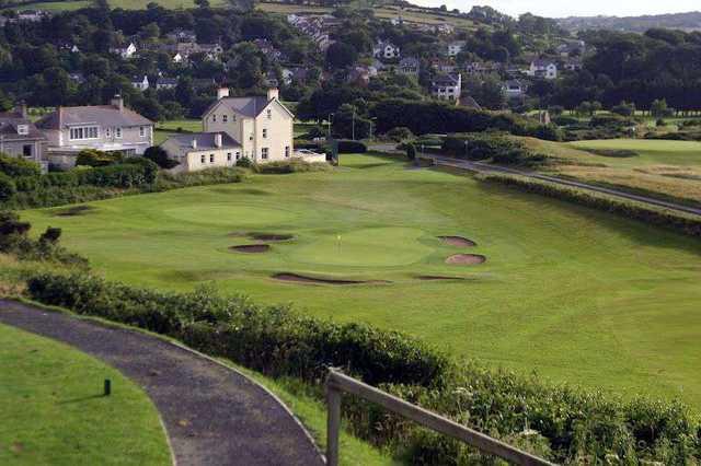 Ballycastle Golf Club - 17th Hole