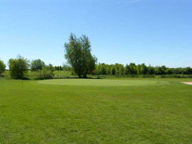 Course upkeep is exceptional at Great Hadham Golf and Country Club