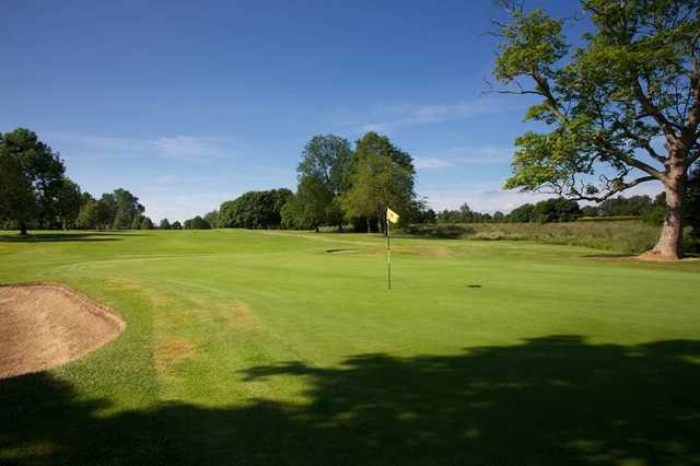 View from Blackwell Grange GC