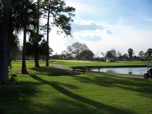 A view of from Daytona Beach Golf & Country Club