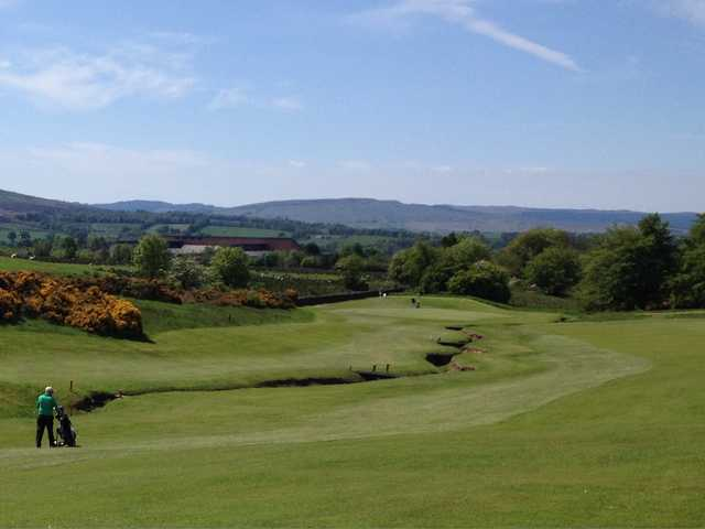 View from Balfron Golf Club