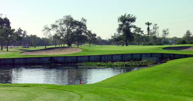 A view from East Bay Golf Club