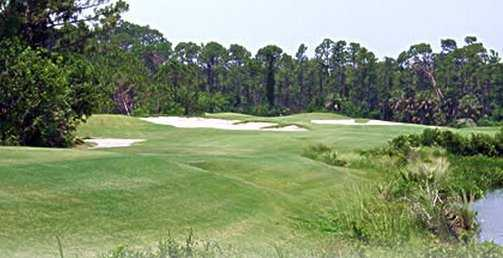 A view from The Habitat Golf Course
