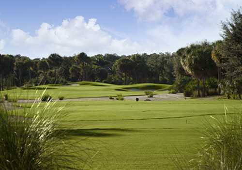 A view from Talon Course at TwinEagles Golf & Country Club