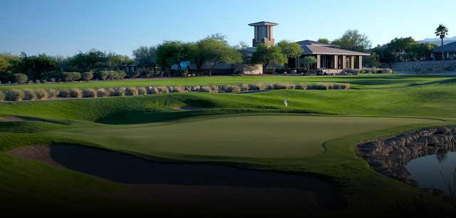 TPC Las Vegas: View from #18
