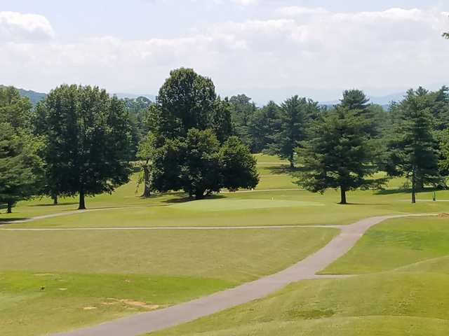 A view from Pine Lakes Golf Club (Jeffrey Hudson)