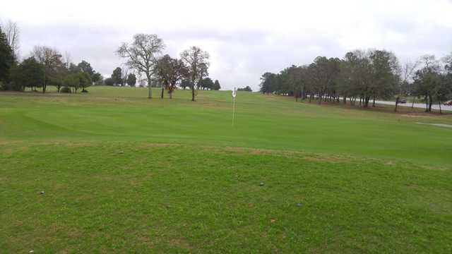 A view of hole #12 at Augusta Municipal Golf Course.