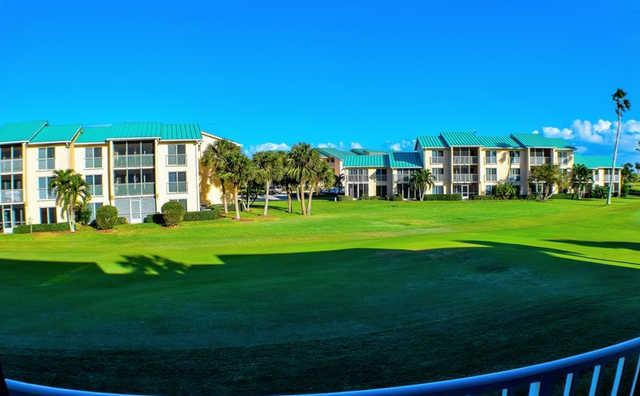 A view from Ocean Village Golf Course (Oceanvillageflorida).