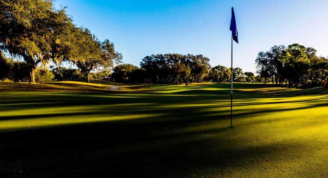 A view of a hole at Calusa Lakes Golf Club (JGordon Whites).