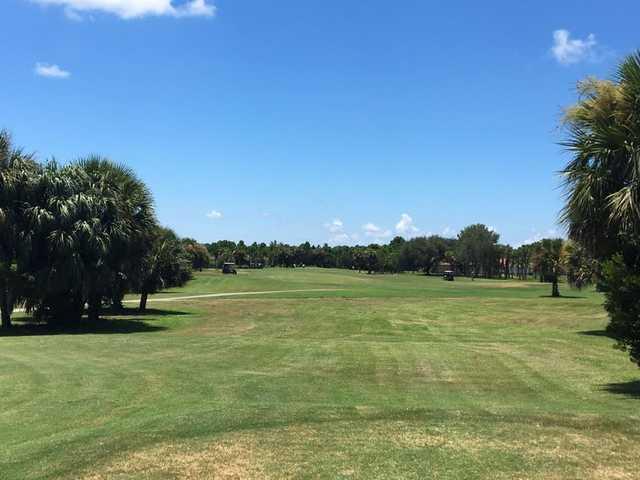 A view from Rotonda Golf & Country Club Long Marsh (Martin Carmody).