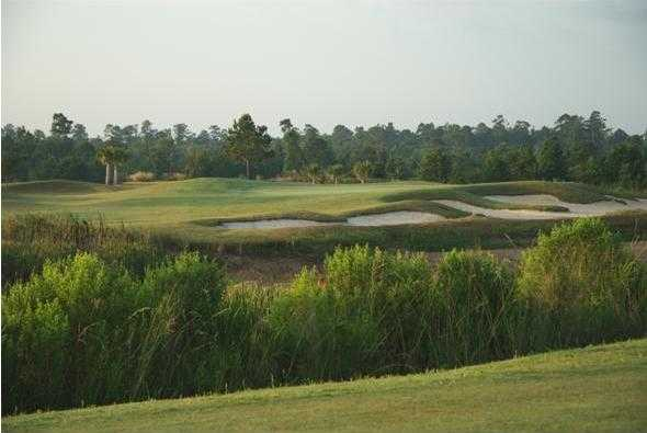 A view from Grand Lake Golf Club