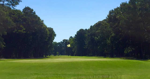 A view of a green at Cherokee Country Golf Association (Carol Coolidge Real Estate).
