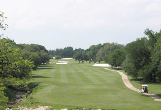 A view of hole at The Mill Course from Mill Creek Golf Club