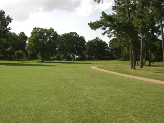 A view from a fairway at Paris Golf & Country Club.