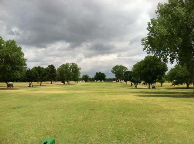 A view of a fairway at Wellington Country Club (Mandy Rodriguez).